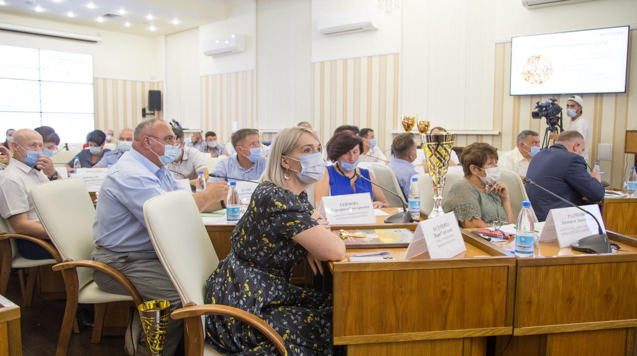 В Крыму апробация и регистрация посевов проведены на площади более 69 тыс.га